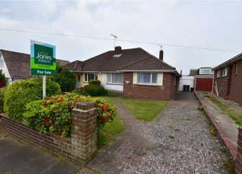 Thumbnail 3 bed semi-detached bungalow for sale in Greenoaks, North Lancing, West Sussex