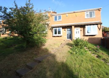 Thumbnail 2 bed terraced house for sale in Mickleborough Avenue, Nottingham