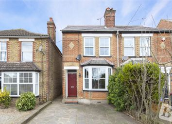 Thumbnail 3 bedroom semi-detached house for sale in Main Road, Broomfield, Chelmsford, Essex
