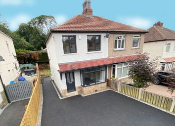 Thumbnail 3 bed semi-detached house for sale in Netherhall Road, Baildon