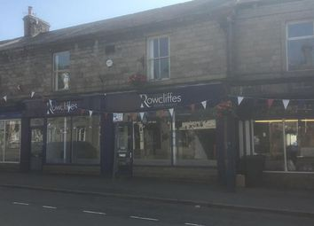 Thumbnail Retail premises to let in 22 Market Street, Whaley Bridge, High Peak, Derbyshire