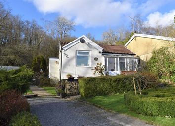 Thumbnail 2 bed detached bungalow for sale in Intervalley Road, Glynneath, Neath