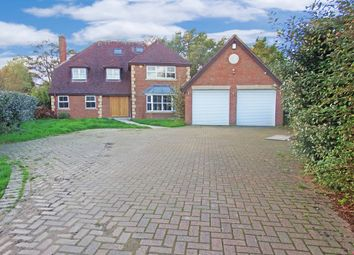 Thumbnail 6 bed detached house for sale in Plain Gate, Rothley, Leicester