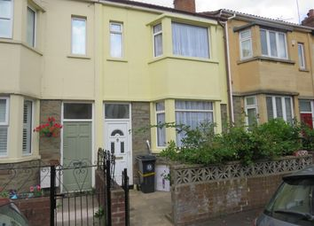 Thumbnail 3 bed property to rent in Birch Road, Southville, Bristol