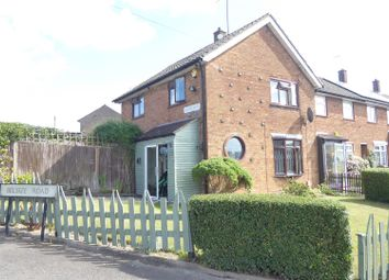 Thumbnail 3 bedroom semi-detached house for sale in Belsize Road, Luton