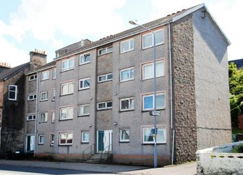 Thumbnail 1 bed flat to rent in Albert Road, Gourock