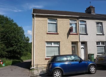 3 bed end terrace house for sale in Raglan Road, Hengoed CF82