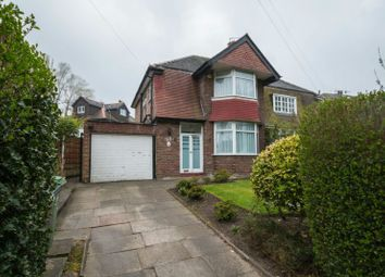 Thumbnail 3 bed semi-detached house for sale in Wellington Road, Timperley, Altrincham