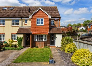 Thumbnail 2 bed end terrace house for sale in East Road, Reigate, Surrey