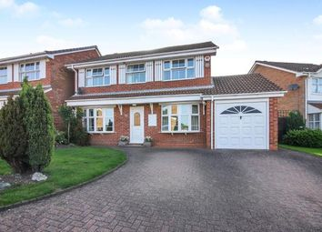 Thumbnail 4 bed detached house for sale in Varlins Way, Kings Norton, Birmingham, West Midlands