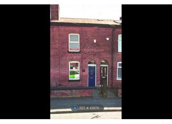 Thumbnail 2 bed terraced house to rent in Ellesmere Street, Manchester