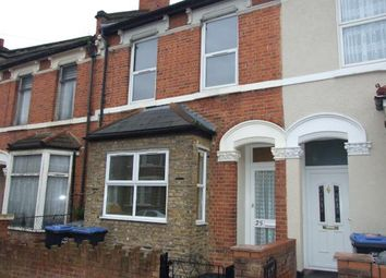 Thumbnail 4 bed terraced house for sale in Wendover Road, London