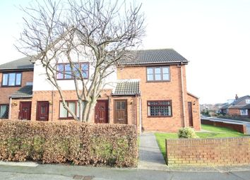 Thumbnail 2 bed flat for sale in Field End Road, Leeds