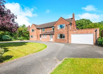 Thumbnail 5 bed detached house for sale in Manor Road, Maidenhead