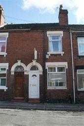 Thumbnail 2 bedroom terraced house to rent in Barber Street, Burslem, Stoke On Trent