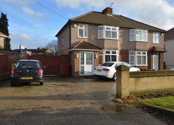 Thumbnail 3 bed semi-detached house to rent in Stoke Poges Lane, Slough