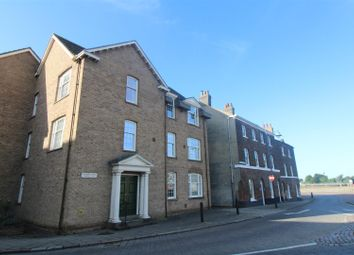 Thumbnail 2 bed flat for sale in Purfleet Place, King's Lynn