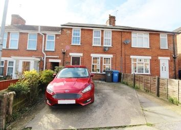 Thumbnail 3 bed terraced house to rent in Bennett Road, Ipswich