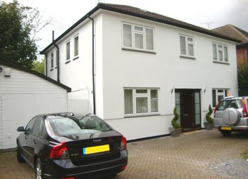 Thumbnail 5 bed detached house to rent in Abercorn Road, Mill Hill