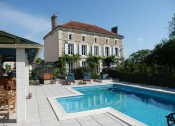 Thumbnail 8 bed property for sale in Ruffec, Poitou-Charentes, 16140, France