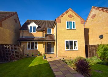 Thumbnail 4 bedroom detached house for sale in Broad Piece, Soham, Ely