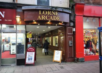 Thumbnail Retail premises to let in 113 High Street, Lorne Arcade, Ayr