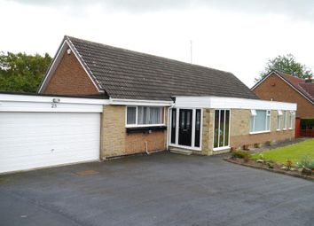 Thumbnail 3 bed detached bungalow for sale in Meadow Court, Ponteland, Newcastle Upon Tyne