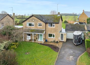 Thumbnail 4 bed detached house for sale in Manitoba Way, Eydon, Daventry