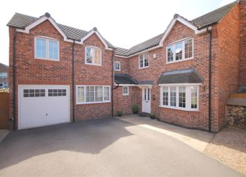 Thumbnail 5 bed detached house for sale in Old Pheasant Court, Brookside, Chesterfield