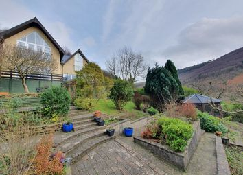Thumbnail 5 bed detached house for sale in The Graig, Cwmcarn, Newport