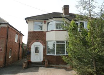 Thumbnail 3 bed semi-detached house for sale in Olorenshaw Road, Sheldon, Birmingham