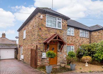 Thumbnail 3 bed semi-detached house for sale in Long Lane, Ickenham, Uxbridge, London