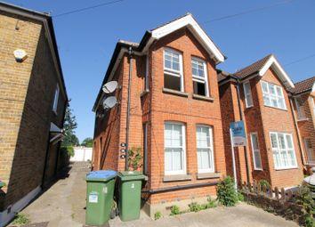 Thumbnail 1 bedroom flat to rent in Green Lane, Hersham, Walton-On-Thames