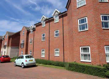 Thumbnail 2 bedroom flat for sale in Verde Close, Eye, Peterborough