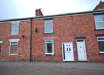 Thumbnail 2 bed terraced house for sale in Front Street, Pity Me, Durham
