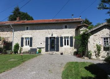 Thumbnail 2 bed property for sale in Le-Lindois, Charente, France