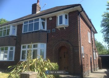 Thumbnail 4 bed semi-detached house to rent in Maxwell Avenue, Derby
