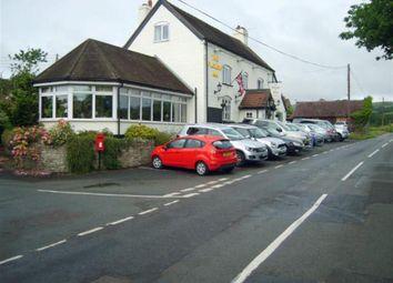 Thumbnail Pub/bar for sale in Shropshire -Quality Country Pub SY6, Wall-Under-Heywood, Shropshire