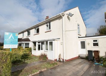 Thumbnail 3 bed semi-detached house for sale in Barn Park, Stoke Gabriel, Totnes