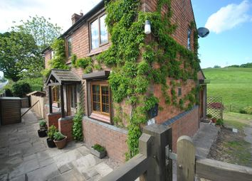 Thumbnail 2 bed cottage for sale in Croxton, Hanmer, Whitchurch