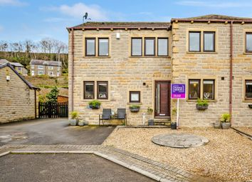 Thumbnail 4 bed semi-detached house for sale in River Holme View, Holmfirth