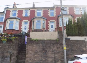 Thumbnail 3 bed terraced house for sale in Richmond Road, Sixbells, Abertillery.