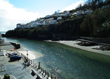 Thumbnail 2 bed flat for sale in The Quay, East Looe