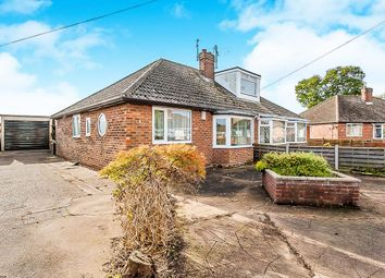 Thumbnail 2 bed bungalow for sale in Southern Walk, Scartho, Grimsby