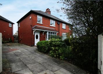 Thumbnail 3 bed semi-detached house for sale in Waverley Avenue, Bolton, Greater Manchester