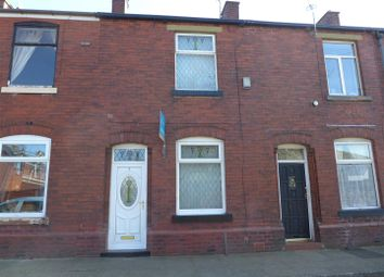 Thumbnail 2 bedroom terraced house for sale in Smithies Street, Heywood