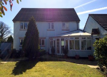 Thumbnail 4 bedroom property for sale in Lankelly Close, Fowey