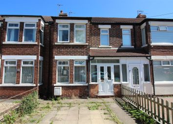 Thumbnail 3 bed terraced house for sale in National Avenue, Hull