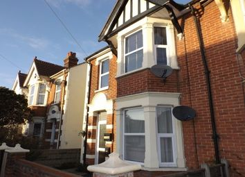 Thumbnail 1 bed flat to rent in St. Osyth Road, Clacton-On-Sea