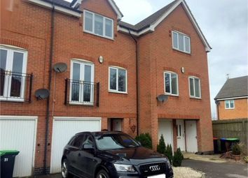 Thumbnail 3 bed town house for sale in Maun View Gardens, Sutton-In-Ashfield, Nottinghamshire